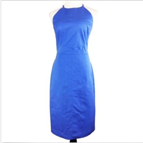 92a1b6876fca Banana Republic Womens Bi Stretch Sheath Dress R52